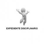 Expediente disciplinario