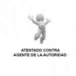 DELITO DE ATENTADO CONTRA AGENTES DE LA AUTORIDAD Y DELITO DE LESIONES