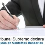 Nulidad Cláusula de Gastos de constitución de Préstamo Hipotecario.